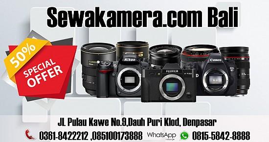 Sewakamera Com Sewa Kamera Canon Kamera Nikon Lensa